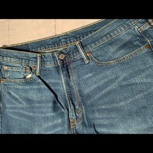 Men's Levi's 541 Athletic Taper stretch jeans